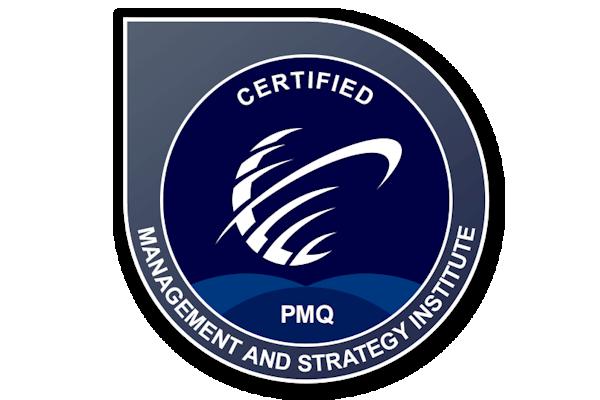 PMQ - Digital Project Management Certificate